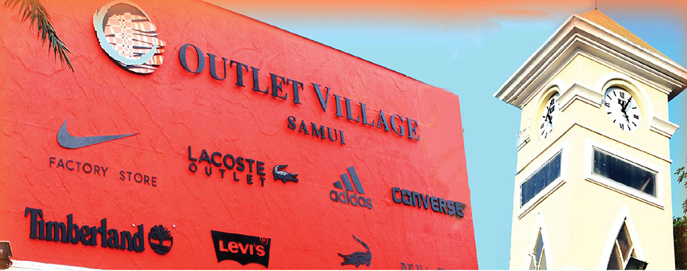 Outlet  Village Samui